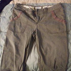 SO knee length shorts